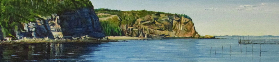 Michael McEwing Whale Cove