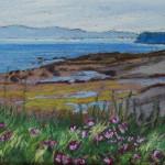 Anne Johnston, Beach Peas