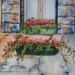 Brenda Rayner, Window Dressing