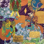 Cathy Hoey, Homage to the Book of Kells #1
