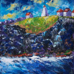 Deb Perry, Fort Amhert, St. John's, NFLD