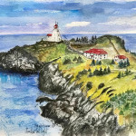 Deb Perry, Swallowtail Lighthouse