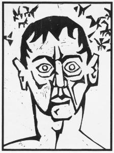 Frank Haveman (Self Portrait)
