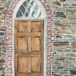 Heather Brown, St. Paul's Door