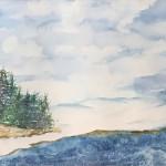 Heather Brown, Ice Island