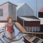 Jennifer Hinrichs, Girl at Seal Cove