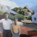 Jennifer Hinrichs, Island Boys