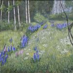 Priscilla Squire, Lupine Trail