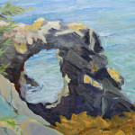 Robin Rier, Hole in the Wall, Grand Manan
