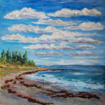 Anne Johnston, Island Beach