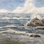 Morag Walsh, Sea Spray
