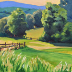 Ruth Kaldor, Back Pasture