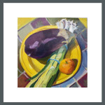 Ruth Kaldor, Still Life With Yellow Plate